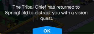 Tribal Chief Message