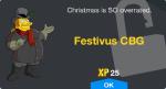 Festivus CBG Unlock