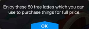 Free Lattes