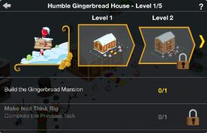 Gingerbread Mansion Upgrade