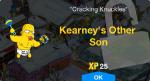 Kearney's Other Son Unlock