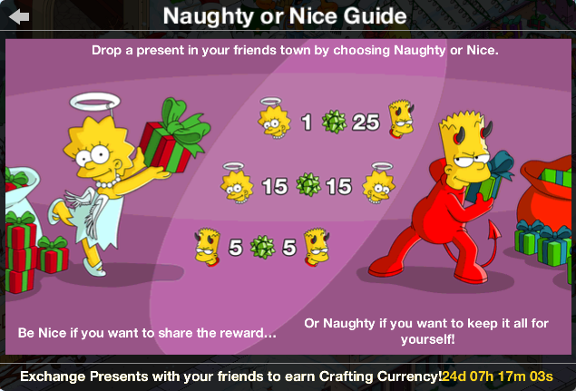 Naughty or Nice Guide