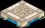 Ornate Pier Tiles