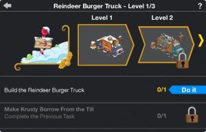 Reindeer Burger Truck Upgrade