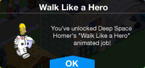 DSH Walk Like a Hero