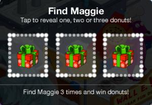Find Maggie Bonus