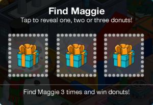 Find Maggie