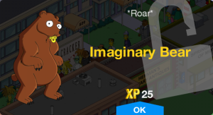 Imaginary Bear Unlock