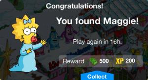 Maggie Found