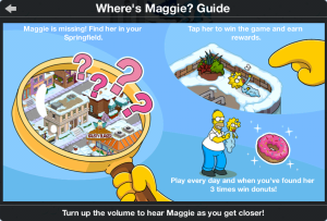 Where is Maggie