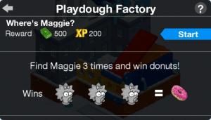 Where's Maggie