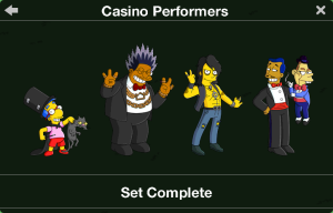 Casino Performers