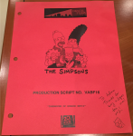 Treehouse of Horror XXVII script