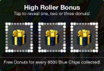 TSTO Casino High Roller Bonus 3