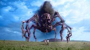 Mechanical Spider Movie Image
