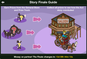 Story Finale Guide