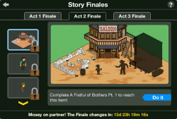 WW Act 2 Story Finale