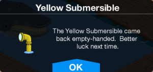 Yellow Submersible Empty