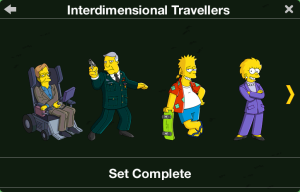Interdimensional Travelers 1