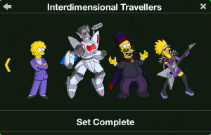 Interdimensional Travelers 2