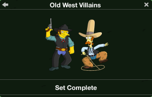 Old West Villains