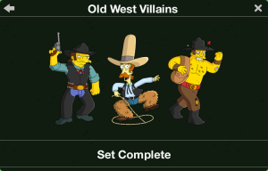 Old West Villains