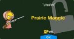 Prairie Maggie Unlock