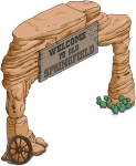 wildwestsign