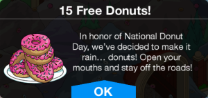 15 Free Donuts Donut Day