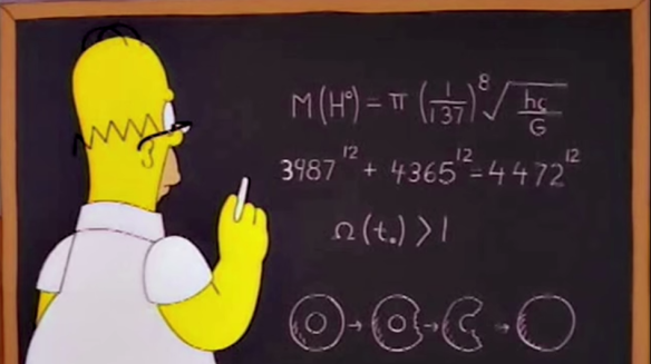 "This featured in ""The Wizard of Evergreen Terrace"" when Homer was inspired by Thomas Edison to create inventions!"