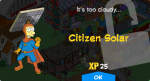 Citizen Solar Unlock