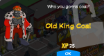 Old King Coal Unlock