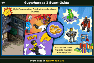 SH2 Act 1 Event Guide