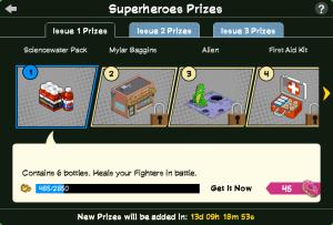 SH2 Act 1 Prizes