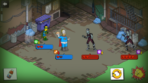SH2 Battle Screen