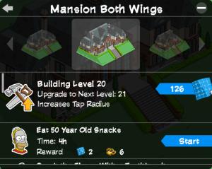 SH2 Burns' Summer Mansion Upgrade