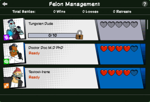 SH2 Felon Management