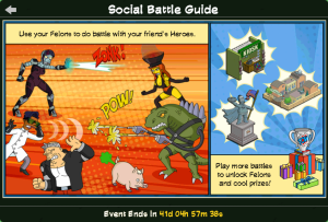 SH2 Social Battle Guide