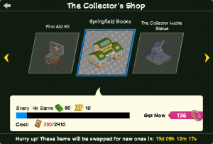 SH2 The Collector's Shop