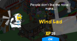 Wind Lad Unlock