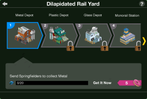 Delapitated Rail Yard Prizes