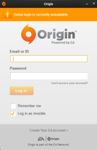 OriginsDown