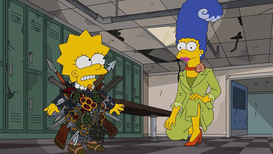 Attractive Treehouse Of Horror Episodes Online Part - 11: Episode Fact File: Treehouse Of Horror XXVII (600th Episode!) | The  Simpsons Tapped Out TopiX
