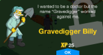 gravedigger-billy-unlock