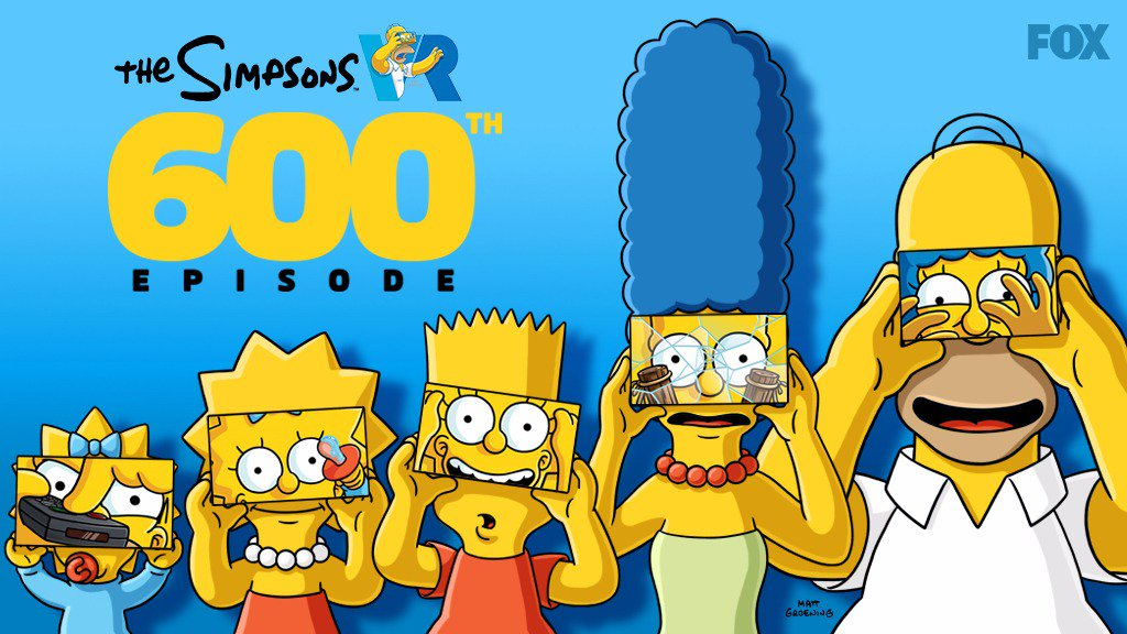 Simpson - 600esimo episodio