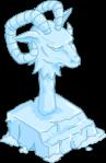 goatheadstatue