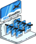 150-skycredits