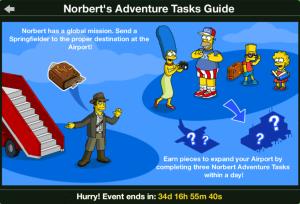 norbert-adventure-tasks-guide