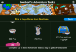 norbert-adventure-tasks