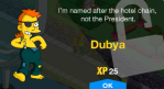 tapped_out_dubya_spuckler_new_character